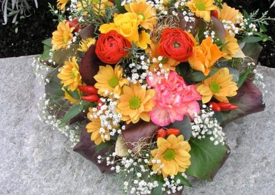 Blumenherzen