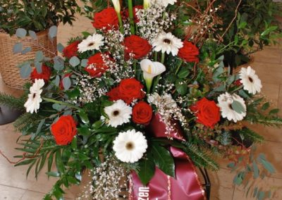 Bouquet-Gestecke