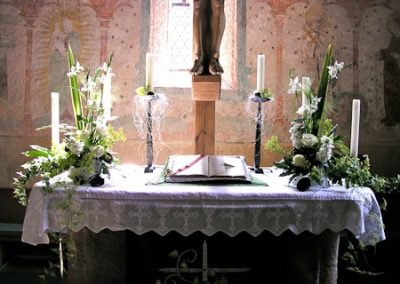 Kirchendekoration - 2
