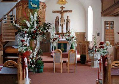 Kirchendekoration - 23