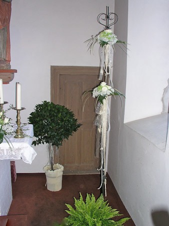 Kirchendekoration - 6